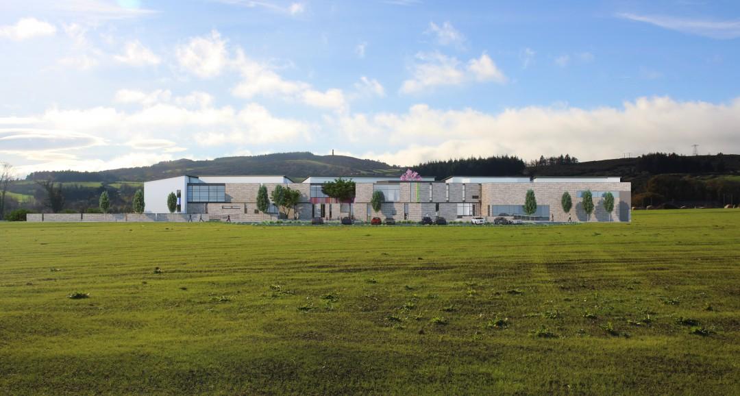 Cherrywood School planning-visuals image