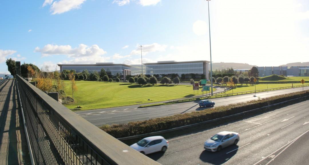 Citywest Campus, V1 planning-visuals image