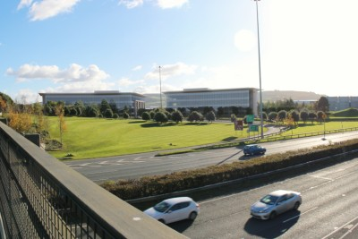 Citywest Campus, V1 Photomontage Planning-Visualsin
