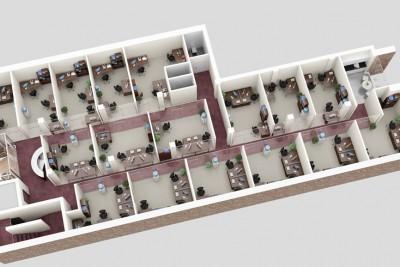 Commercial Plans 3D-Plans 3D-Plansin