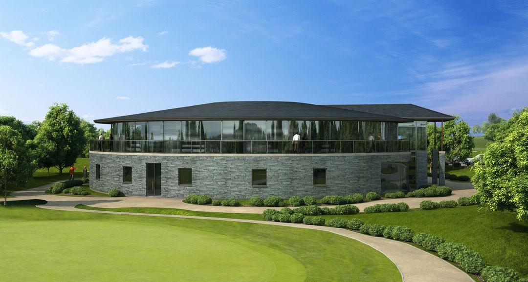 Douglas Golf Club 3d-visualisation image