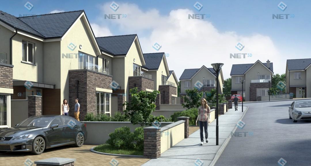 Hazel Hill 3d-visualisation image