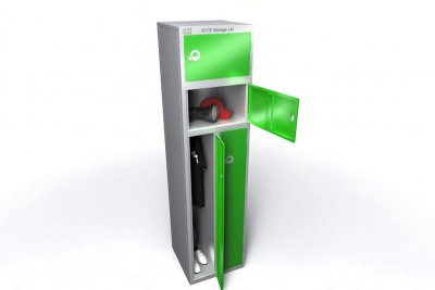Locker Concept Product-Animation Product-Visualisationin