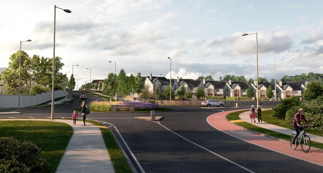 Maryborough Ridge planning-visuals image