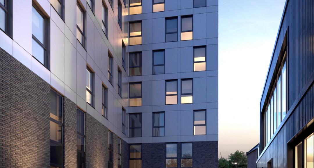 Opto House 3d-visualisation image