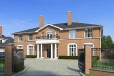 SOLIHULL, UK Residential 3D-Animationin