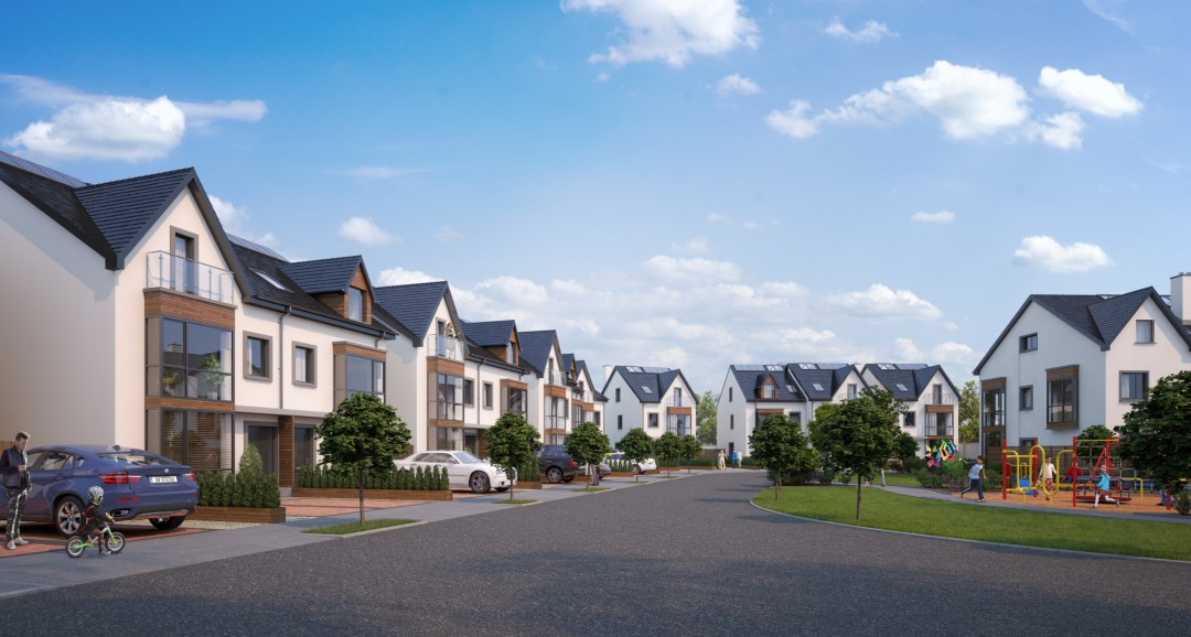 Walkinstown 3d-visualisation image