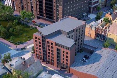Artesian Residential 3D-Animationin