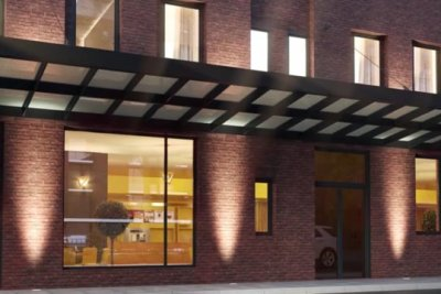 Baltic 56 Residential 3D-Animationin