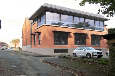 Building in Chorley Photomontage Planning-Visualsin