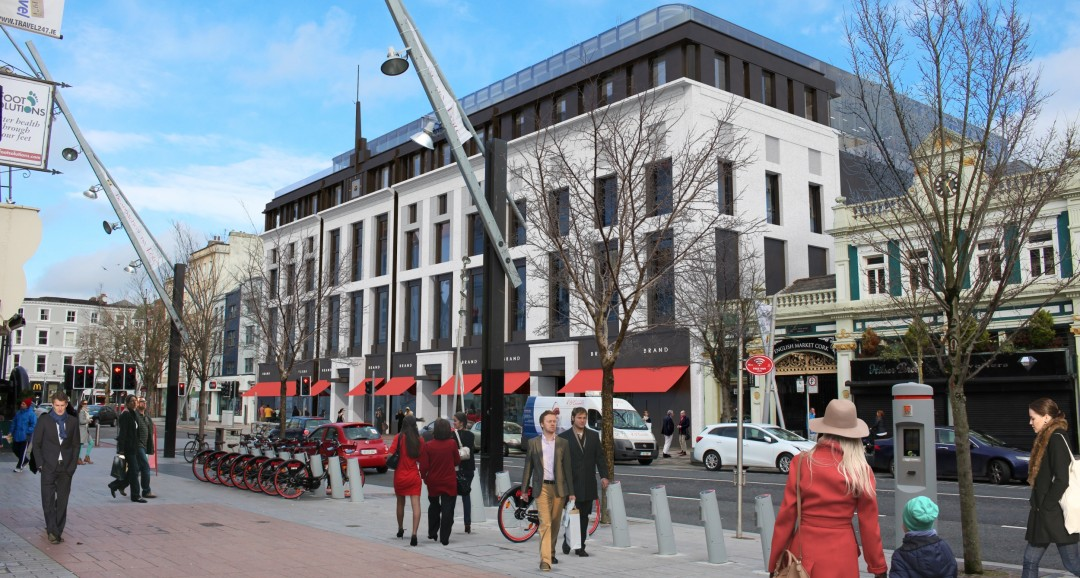 Capitol redevelopment planning-visuals image