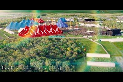 Creamfields Festival Commercial 3D-Animationin