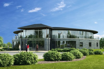 Douglas Golf Club Commercial 3D-Visualisationin
