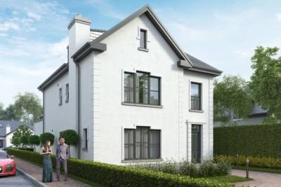 Exclusive development Residential 3D-Visualisationin