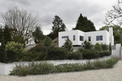 House in Kinsale, 1 Photomontage Planning-Visualsin