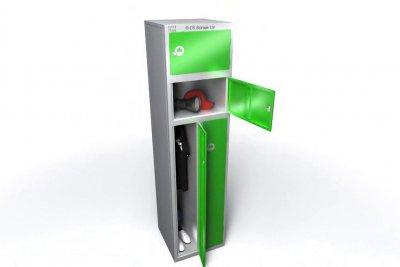 Locker Concept Product-Animation Product-Visualisationin
