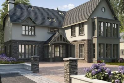 Moneygourney Residential 3D-Visualisationin