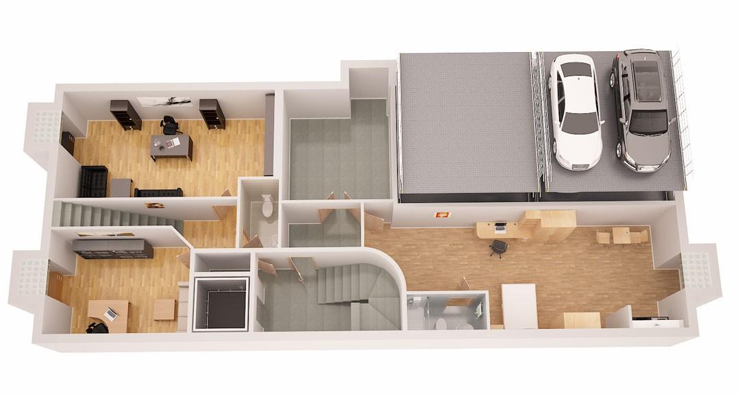 Residential Plans 3d-plans image
