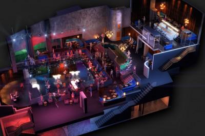 Savoy 3D Plans 3D-Plans