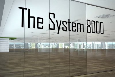 System 8000 Product-Visualisation
