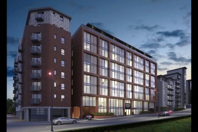 Victoria House Residential 3D-Animationin
