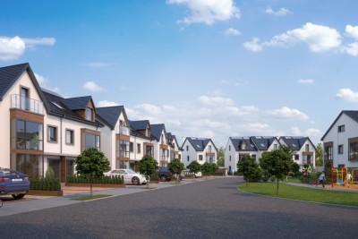 Walkinstown Residential 3D-Visualisationin
