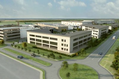 Waterford Airport Commercial 3D-Animationin