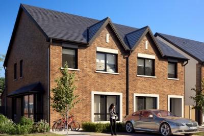 Westfield - G Residential 3D-Visualisationin
